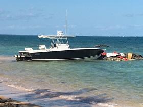 jupiter-boat-stolen-recovered-bakers-creek