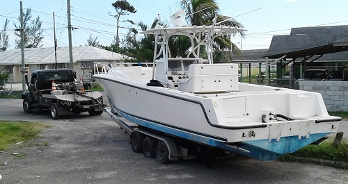 Treasure Cay Marina Manager Hunts Down Stolen Boat