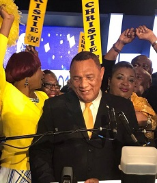 Perry Christie PLP Convention