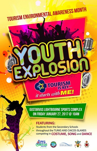 T.E.A.M. Youth Explosion 2017 Poster