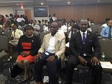 ministers at debate