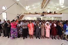 Natl Prayer Service GT 7