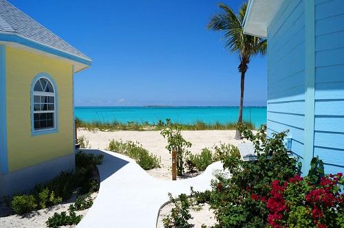 Paradise Bay, Exuma, Bahamas