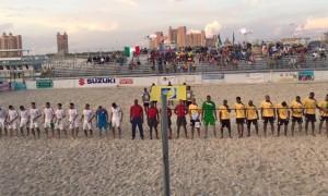 Beach Soccer venue