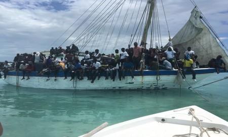 Haitian sloop