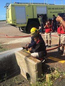 Water hose testing