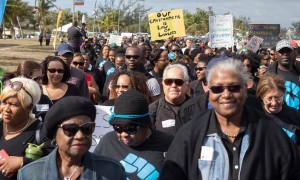 We March Bahamas 2