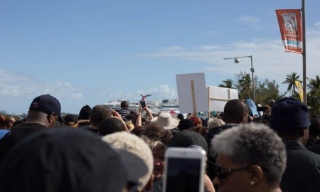We March Bahamas