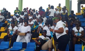 Bahamas Carifta Fans