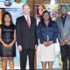 (l-r) : Mr Indranauth Haralsingh, Director Guyana Tourism Authority; Dr Lisa Indar, Head CARPHA Regional Tourism and Health Programme; Dr C. James Hospedales, Executive Director CARPHA; Dr Karen Cummings, Minister within the Ministry of Public Health; and Dr Shamdeo Persad Chief Medical Officer Ministry of Public Health