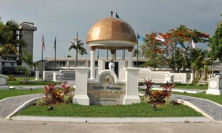 HMBS Flamingo Memorial