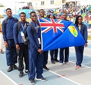 Opening Ceremony - Team Turks & Caicos (2)