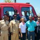 Sandals Says Thank you to Firefighters