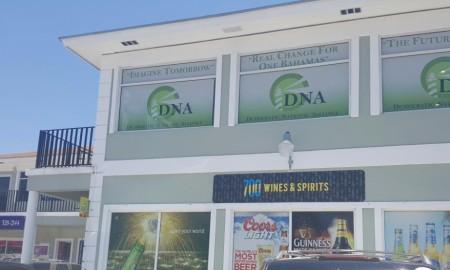 DNA Headquarters