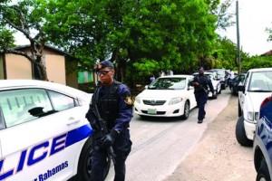 Kemp Road police