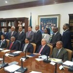 bahamas cabinet meeting