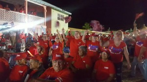 FNM Supporters in Long Island