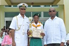 Commodore Award
