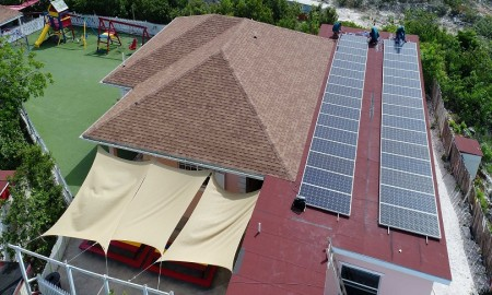 Mills Learning Institute 10kW Solar Project