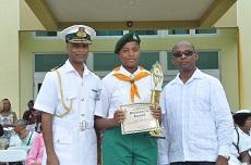 Minister's Award