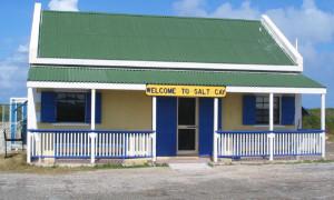salt cay airport terminal