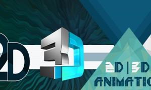 2D-3D-Animation