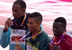 Steven Gardiner medal ceremony 3