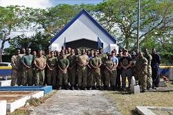 RBDF - Veteran Cemetery Cleanup (Sept. 16)2