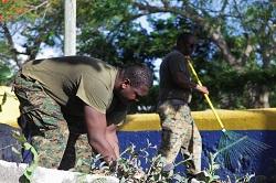 RBDF - Veteran Cemetery Cleanup (Sept. 16)3