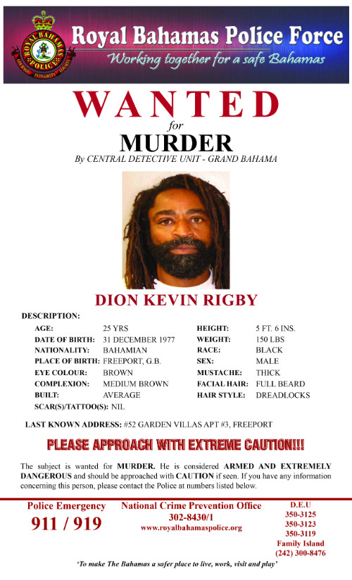Wanted_Person_DION_RIGBY_MURDER