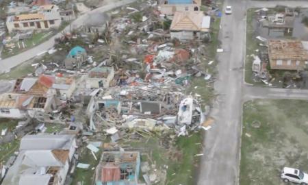 barbuda destroyed