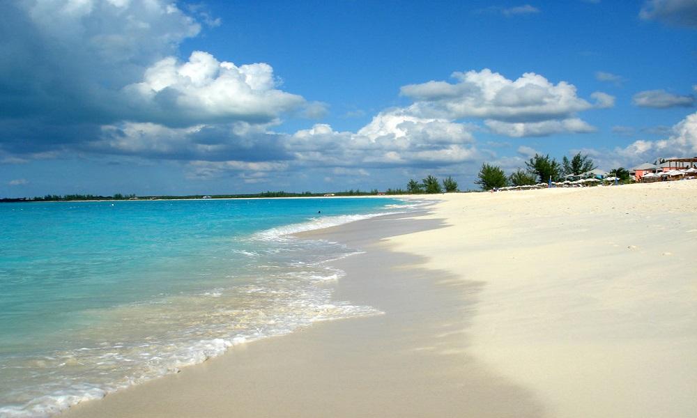 Beach-on-San-Salvador-Bahamas