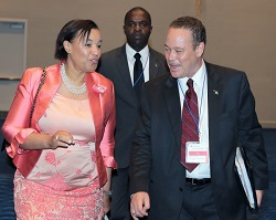 Commonwealth Law Ministers conference. Day 2 Oct 17 2017. 160557