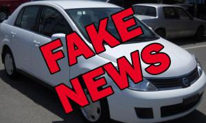 Fake News Tiida