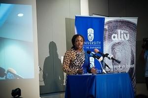 Gravette Brown Aliv Chief Business Developer