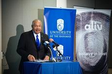 University President Dr. Rodney D. Smith