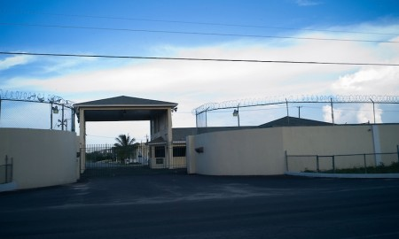 Her MajestyÕs Prison, aka Fox Hill Prison, in Nassau, Bahamas photographed on July 28, 2008 for Bloomberg Markets