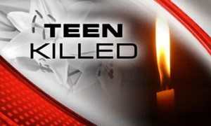teen killed
