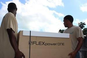 APS Sustainable Energy Ltd. donate extensive equipment to BTVI for solar energy courses