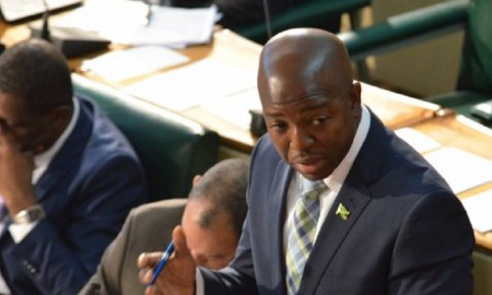 Minister Pernell Charles Jr