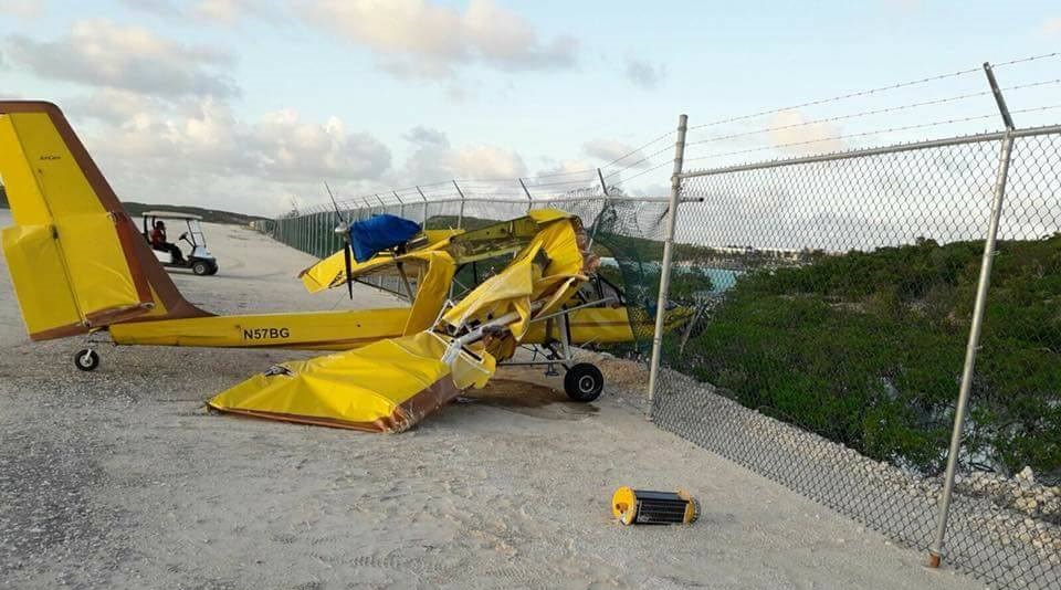 plane crash exuma