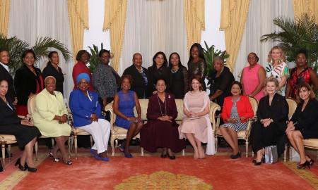 Celebrating Women International & Guests