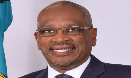 PRIME MINISTER MINNIS - OFFICIAL PHOTO 2017