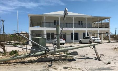 TCI Police hurricane irma