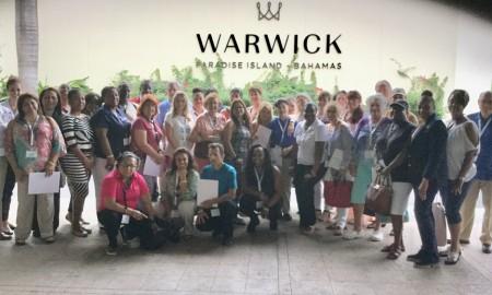 photo mega fam group warwick hotel