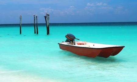 Boat-at-shore