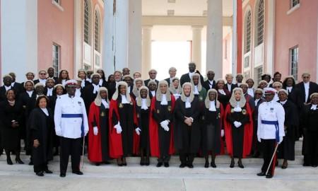 GBs Judiciary