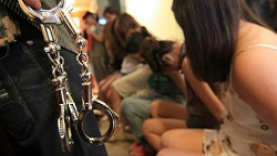china human trafficking