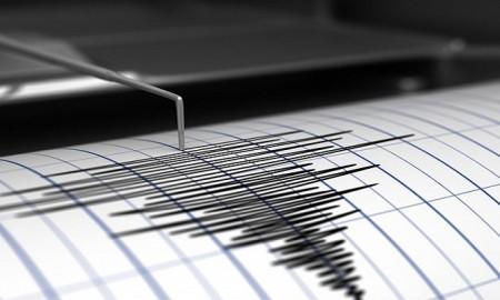earthquake recording