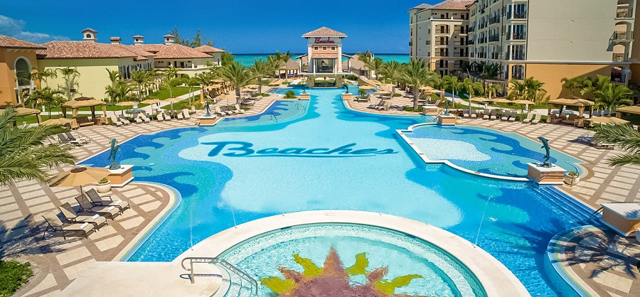 Sandals Beaches Resorts Turks And Caicos